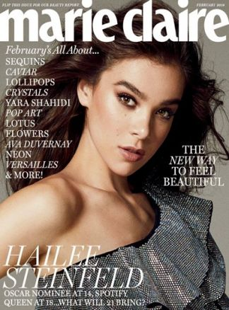 Marie Claire USA 1/2018