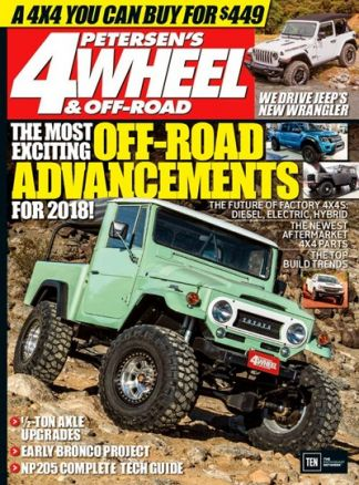 4 Wheel & Off Road 1/2018