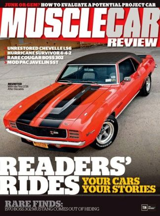 Muscle Car Review 1/2018