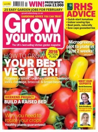 Grow Your Own 1/2018