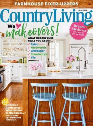 Country Living US 2/2018
