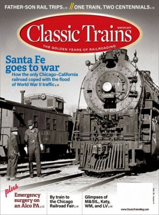 Classic Trains Magazine 1/2018