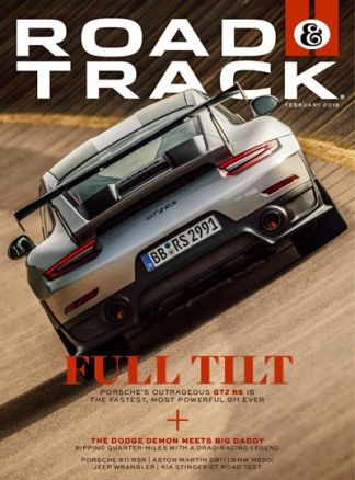 Road and Track 1/2018