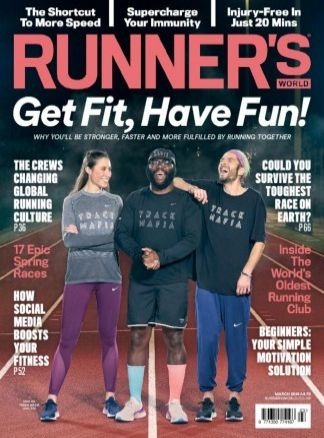 Runner's World UK 2/2018