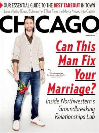 Chicago magazine 2/2018