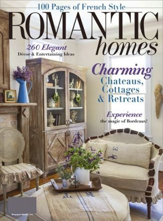 Romantic Homes  1/2018