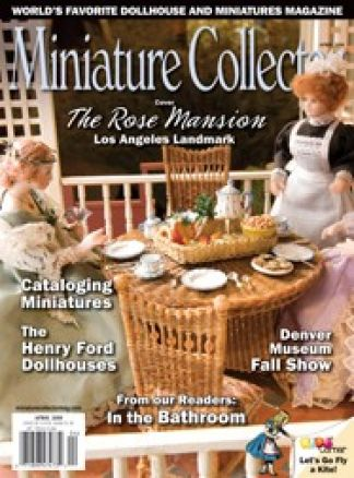 Miniature Collector Magazine  2/2018