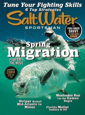 Salt Water Sportsman 1/2018