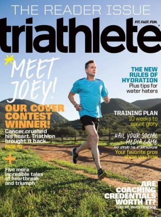 Triathlete 1/2018