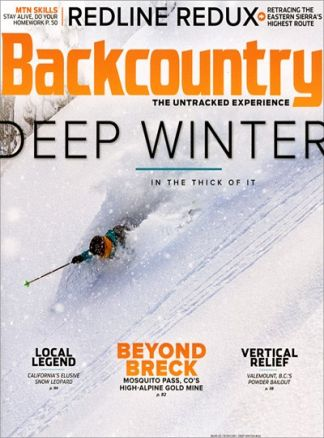 Backcountry 1/2018