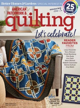 American Patchwork & Quilting 2/2018