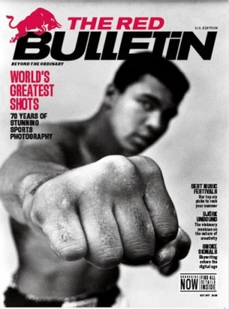 The Red Bulletin 1/2018