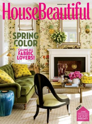 House Beautiful 2/2018