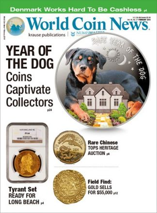 World Coin News 2/2018