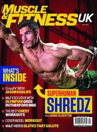 Muscle and Fitness UK 1/2018
