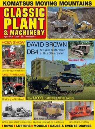 Classic Plant & Machinery 1/2018