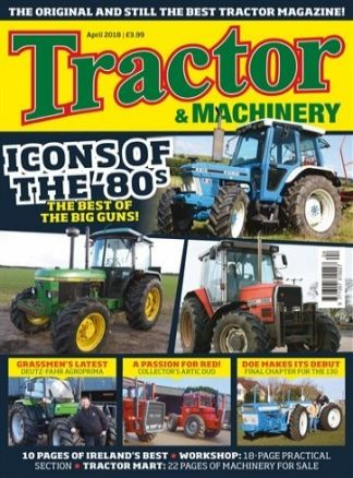 Tractor & Machinery 3/2018