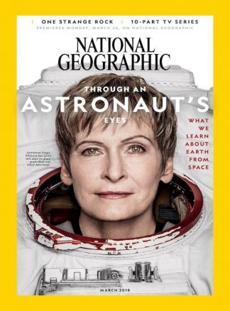 National Geographic Int edition 3/2018