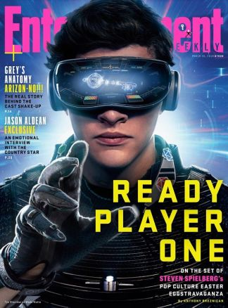 Entertainment weekly 8/2018