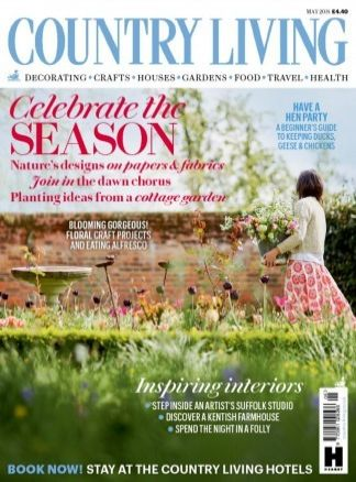 Country Living UK 4/2018