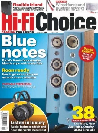 Hi-Fi Choice 4/2018