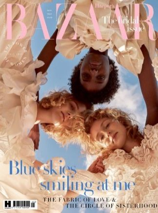 Harpers Bazaar UK 4/2018