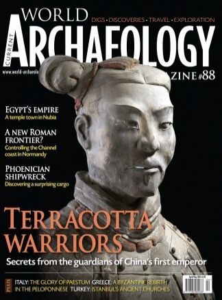 Current WORLD Archaeology 2/2018