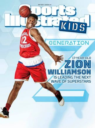 Sports Illustrated Kids  5/2018