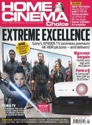 Home Cinema Choice 5/2018