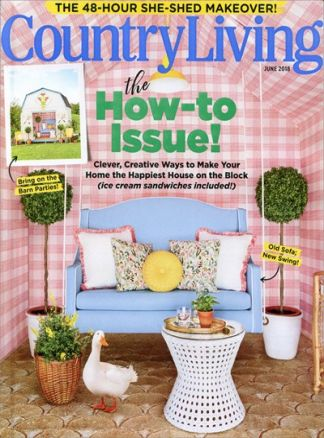 Country Living US 3/2018