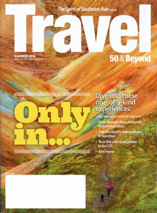 Travel 50 & Beyond 2/2018
