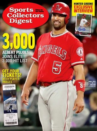Sports Collectors Digest 3/2018