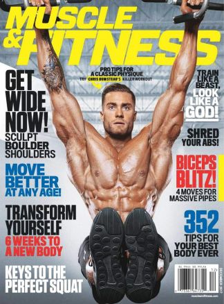 Muscle & Fitness USA 12/2017