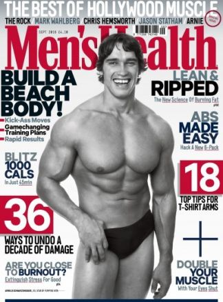 Men's Health UK 4/2018