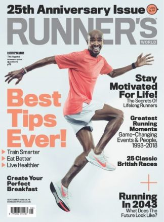 Runner's World UK 5/2018
