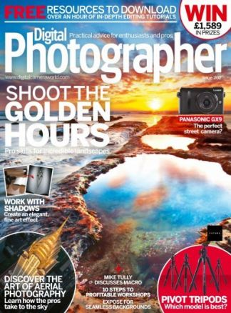 Digital Photographer 5/2018