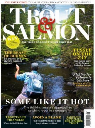Trout and Salmon 5/2018