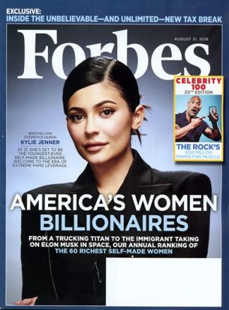 Forbes 5/2018