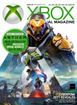 Official XBox 360 5/2018