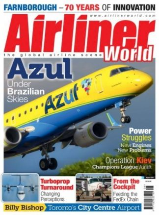 Airliner World 4/2018