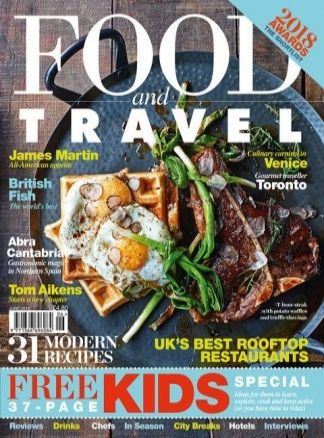 Food and Travel  1/2018