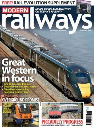 Modern Railways 3/2018