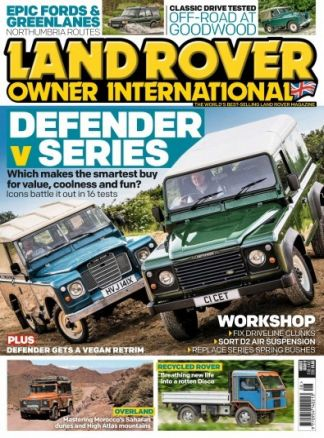 Land Rover Owner International 5/2018