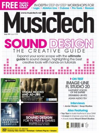 Music Tech Magazine 5/2018