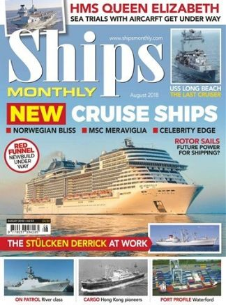 Ships Monthly 1/2018