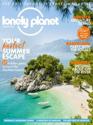 Lonely Planet 3/2018