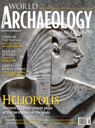 Current WORLD Archaeology 3/2018