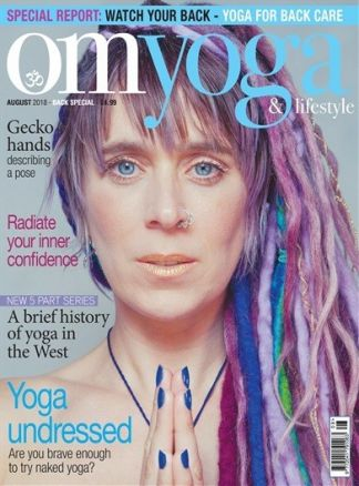 OM Yoga & Lifestyle Magazine 5/2018