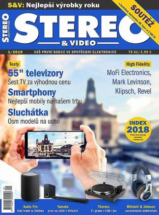 Stereo & Video  1/2019