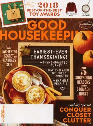 Good Housekeeping 8/2018